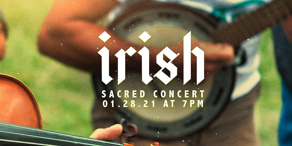 Irish Sacred Concert with the Coffey Team