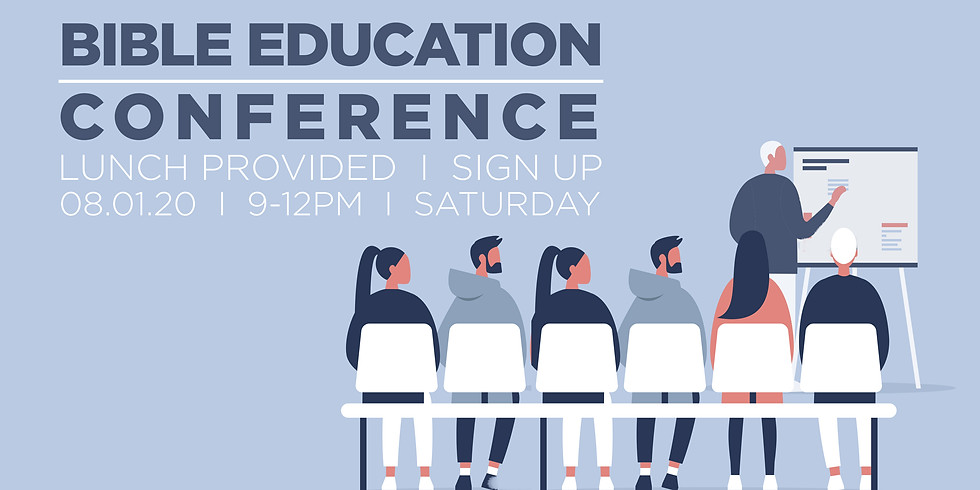 Bible Education Conference