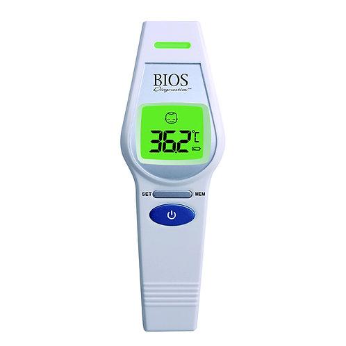 Thermomètre frontal sans contact. BIOS 275DI