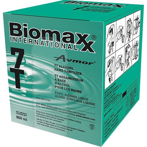 Désinfectant pour les mains 7T Biomaxx