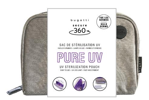 Sac de stérilisation PURE UV par Bugatti