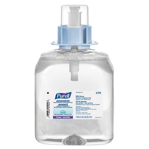 PURELL® FMX-12  Mousse antiseptique Avancé (4)pour distributeurs (5195-643-EF-F)
