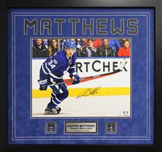 Auston Matthews Etching Suede Matt- $899.99