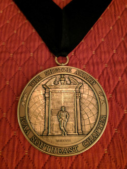 ICAA Shutze Award