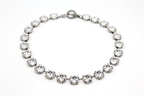 vintage antique rivière collet necklace