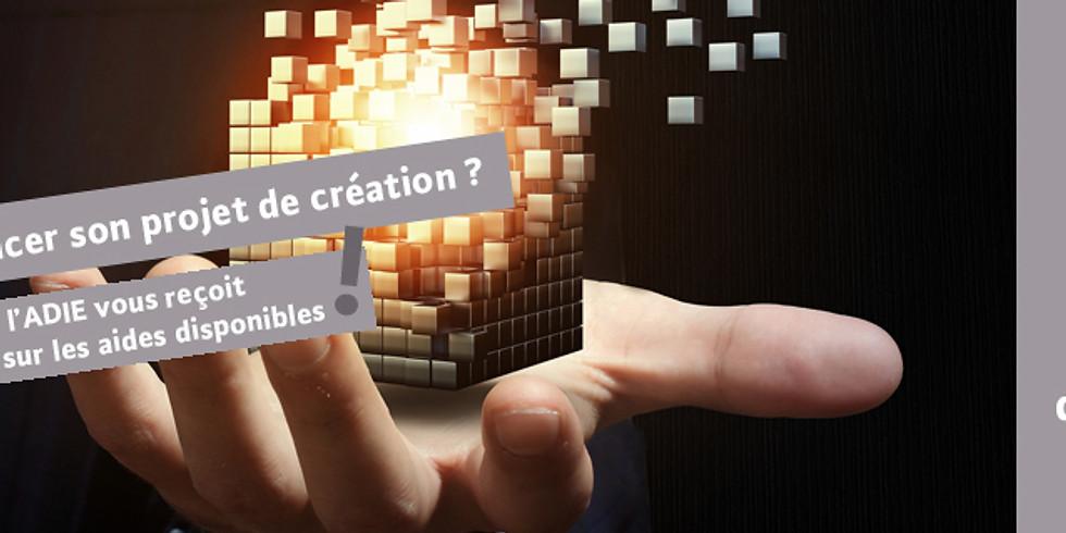 Comment financer son projet de création d'entreprise avec l'ADIE (11h)