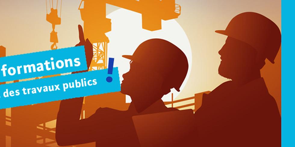 S'informer sur les métiers du bâtiment et des travaux publics (11h30)