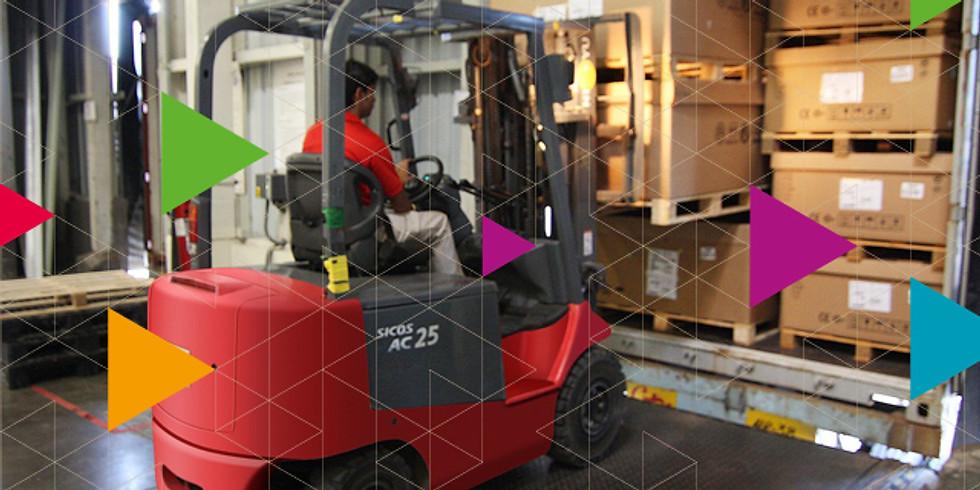 Cariste d'entrepôt, logisticien manutentionnaire ... Se formar avec Transformation
