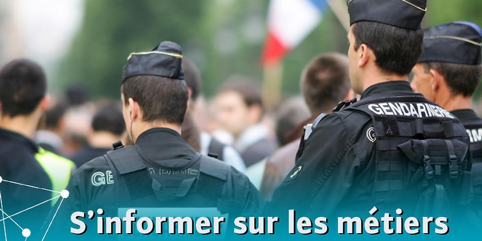 S'informer sur les métiers de la Gendarmerie