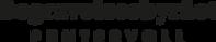 Logotype til Begravelsesbyåret Puntervoll AS. Foto.