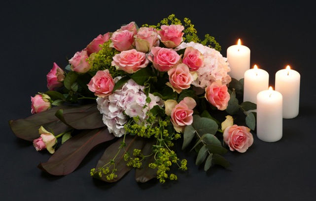 Blomster Begravelsesbyrået Puntervoll