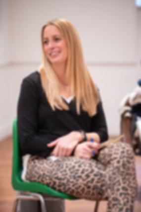 Rebecca Rees founder of Six Week Social