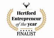 Hertford Entrepreneur of the year finalist Rebecca Rees