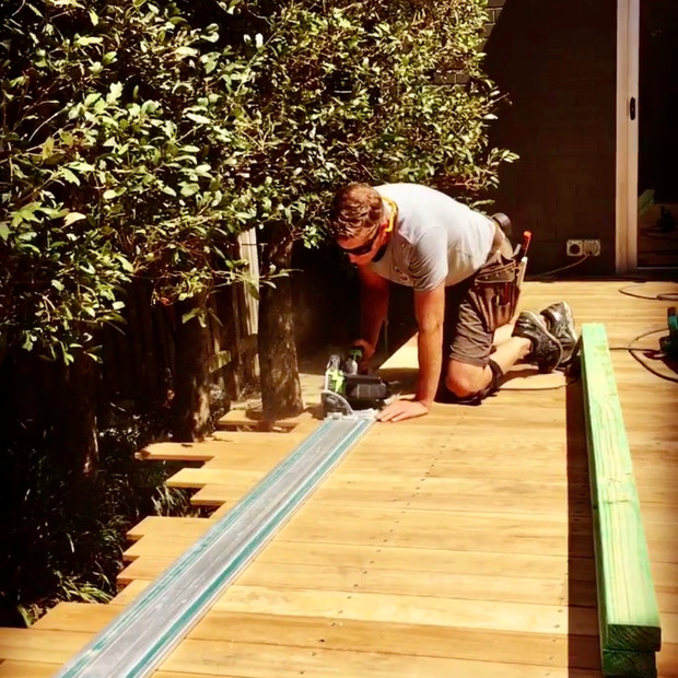 Blackbutt Deck, Bondi