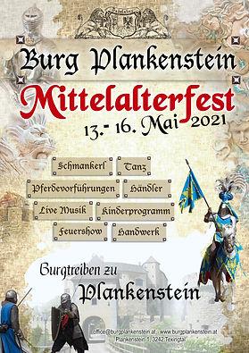 BurgPlankenstein_Mittelalterfest_PlakatA