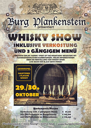 Neu_Whisky Show Werbeblatt Oktober 2021_