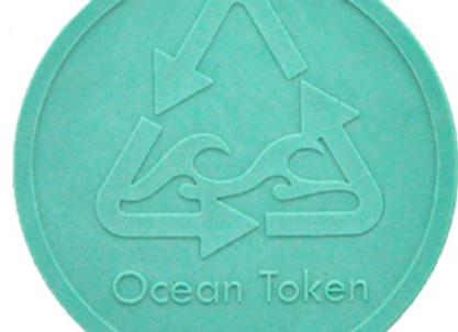 Stock Ocean Tokens 29mm - Pack of 500