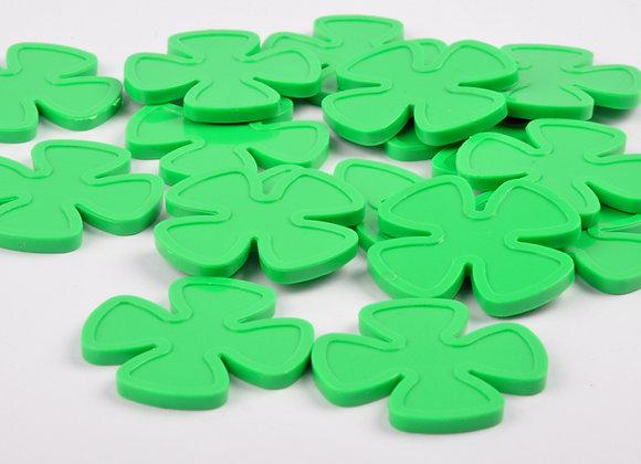 500 Shamrock Tokens - Light Green