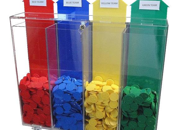 Eco Large Whole School Box Set - Primary Colours