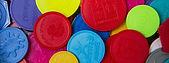 Touco Plastic Token Personalised School Logo Reward Tokens