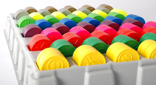 Touco Plastic Token Collection Sorting and Counting Trays Personalised Embossed
