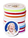 Touco Plastic Token Full Colour Print Personalised