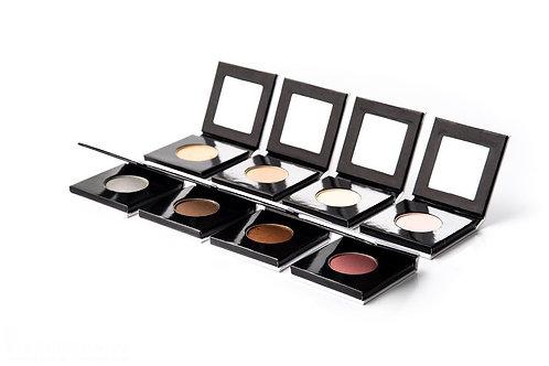 Minerale compacte oogschaduw