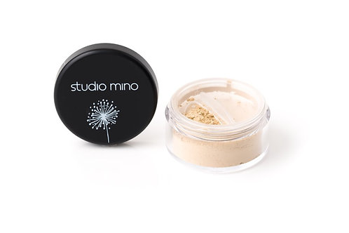 Minerale priming/setting powder