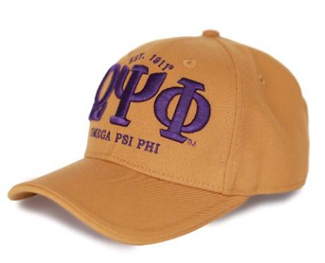 OMEGA PSI PHI CAP