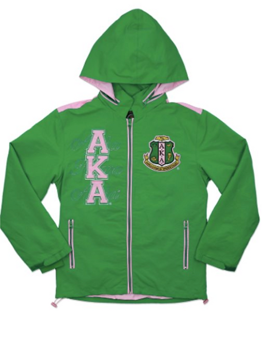 ALPHA KAPPA ALPHA WINDBREAKER JACKET