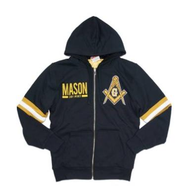 MASON ZIP UP HOODIE