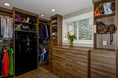 Custom Closet Remodel Maple Valley