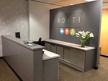 Commercial Office Remodel Bellevue
