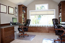 Home Office Remodel Kirkland