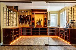 Wine Cellar Remodel Issaquah