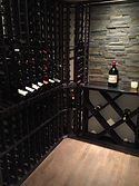 Wine Room Remodel Bellevue
