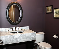 Powder Room Remodel Bellevue