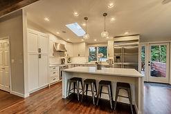 Modern Kitchen Remodel Bellevue