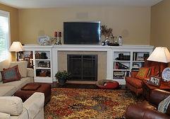 Living Room Remodel Issaquah