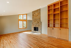 Living Room Renovation Bellevue
