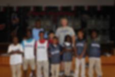 NCES Core Skills Lacrosse Team