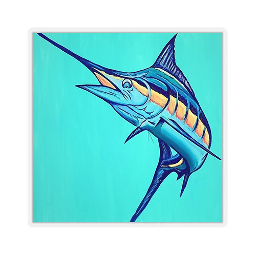 """""""Sail Fish"""" Stickers"""