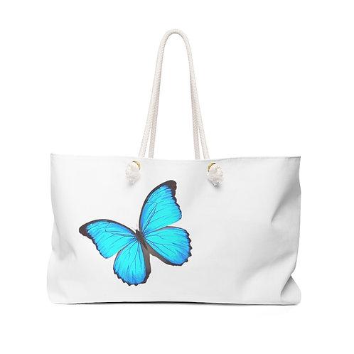 Morpho Butterfly - Weekender Bag