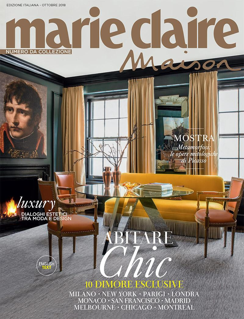 Marie Claire Maison. October 2018