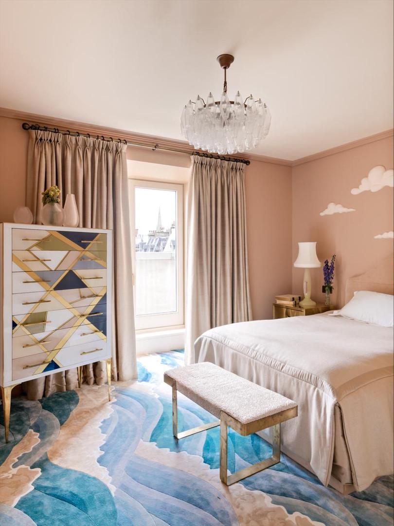 London. Victoria Rood apartment