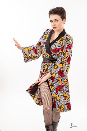 Kimonos courts et longs