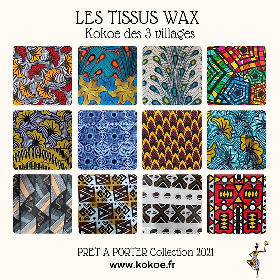 Tissus Collection 2021