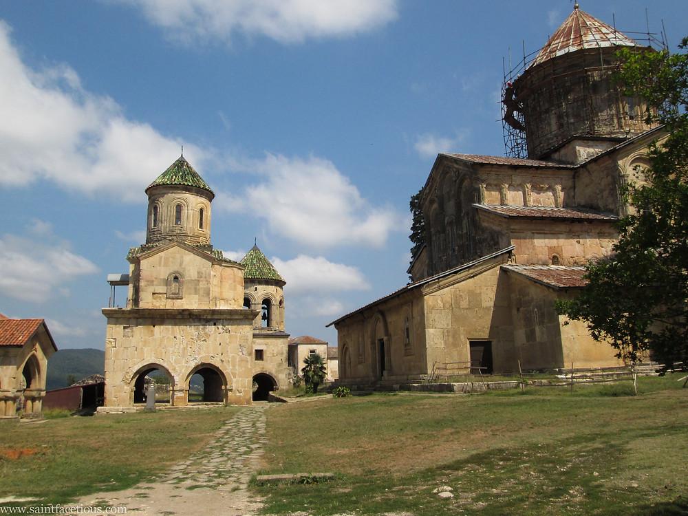 Gelati monastery Kutaisi