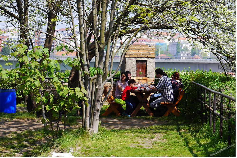 vysehrad beer garden