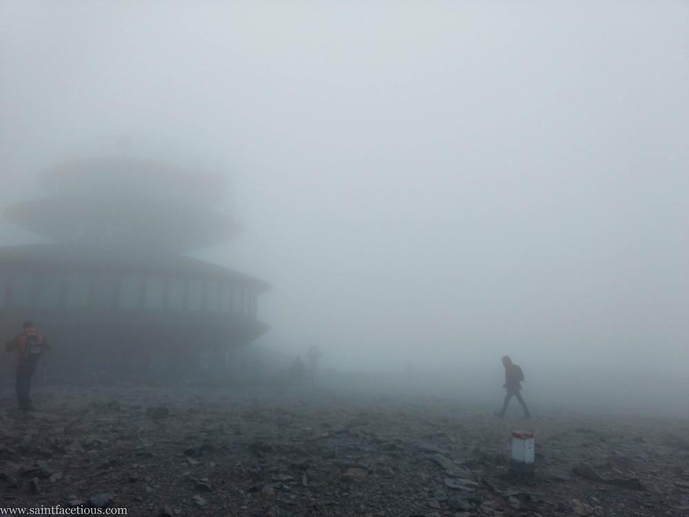 Snezka peak